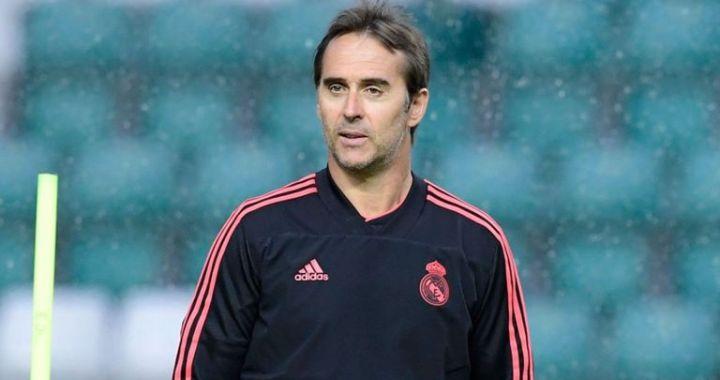 Mesajul lui Julen Lopetegui dupa ce a fost demis de la Real Madrid