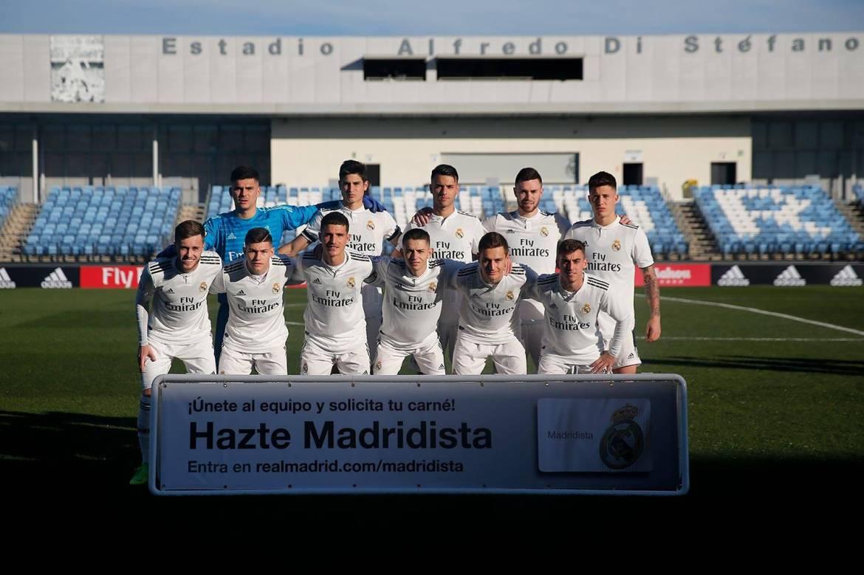 Real Madrid Castilla - La Fábrica.