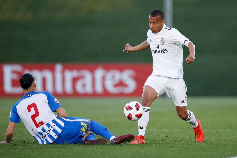 Ayoub- Real Madrid Castilla La Fábrica