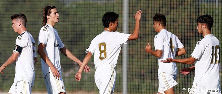Juvenil C - Atlético Chopera. La Fábrica
