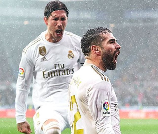 Real Madrid Scorers Away From Home Real Madrid Cf