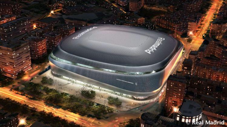 A look at the new Santiago Bernabéu | Real Madrid CF