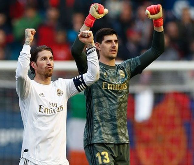 Real Madrid Have Recorded  Clean Sheets This Term Real Madrid Cf