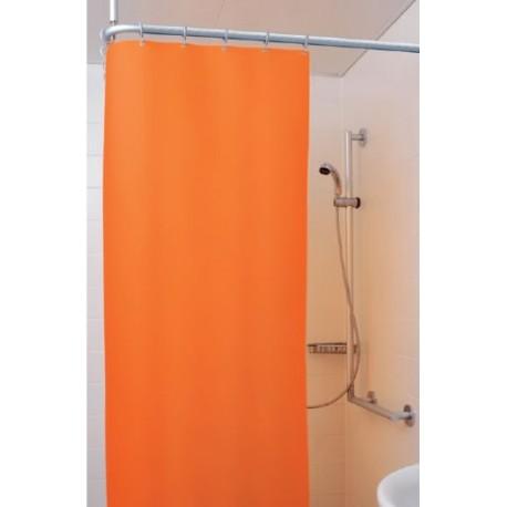 rideau de douche ropimex cleanique 180x200 cm cq1820