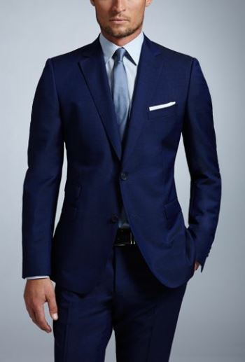 Image result for navy color suit