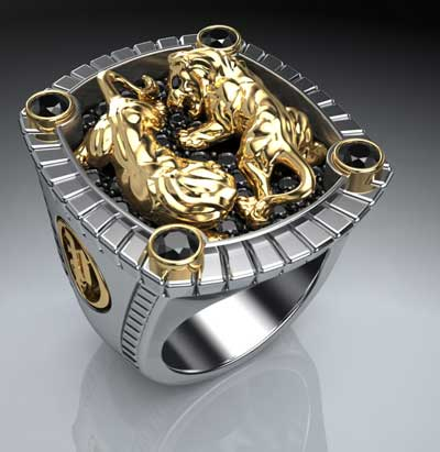 A Mans Guide to Wearing Rings  How To Buy A Ring Video