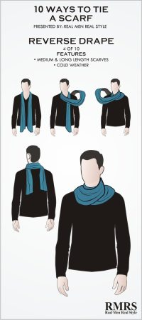 How To Wear A Scarf Men Winter | www.pixshark.com - Images ...