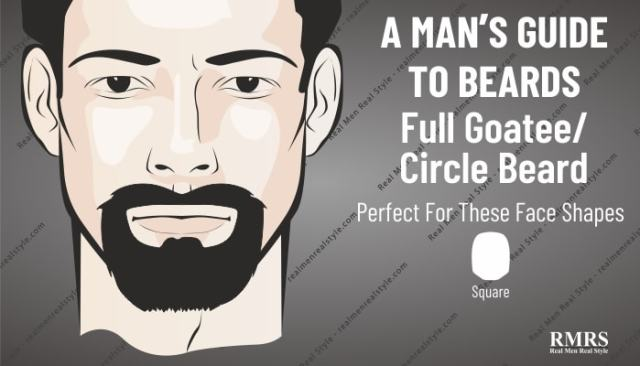 full goatee circle beard
