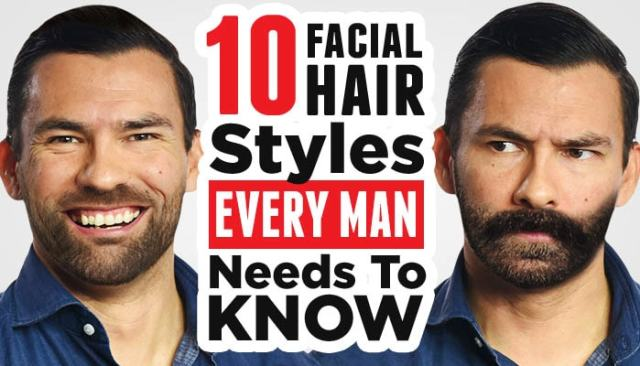 best facial hair styles from antonio centeno