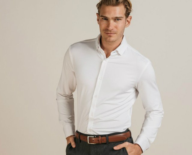 mizzen main white shirt