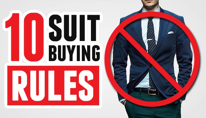 buying a suit header