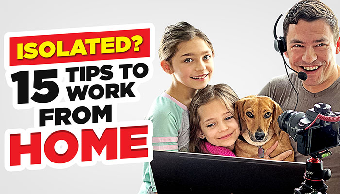 How To Work From Home (EFFECTIVE Tips I've Learned)