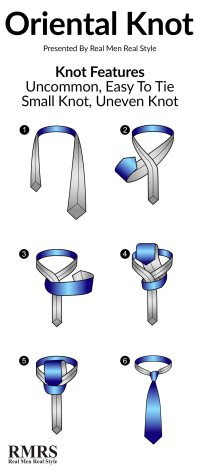 10 Unusual Ways To Tie A Necktie | Best Tie Knots Every ...