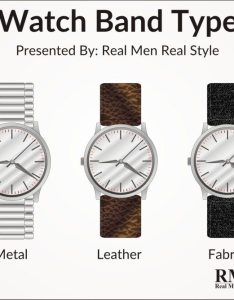 Wrist size watch also sizes guide how to buy the right for your rh realmenrealstyle
