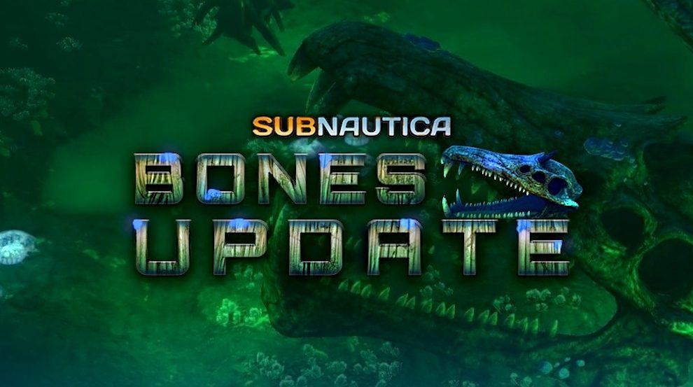 subnautica recibe nuevo contenido