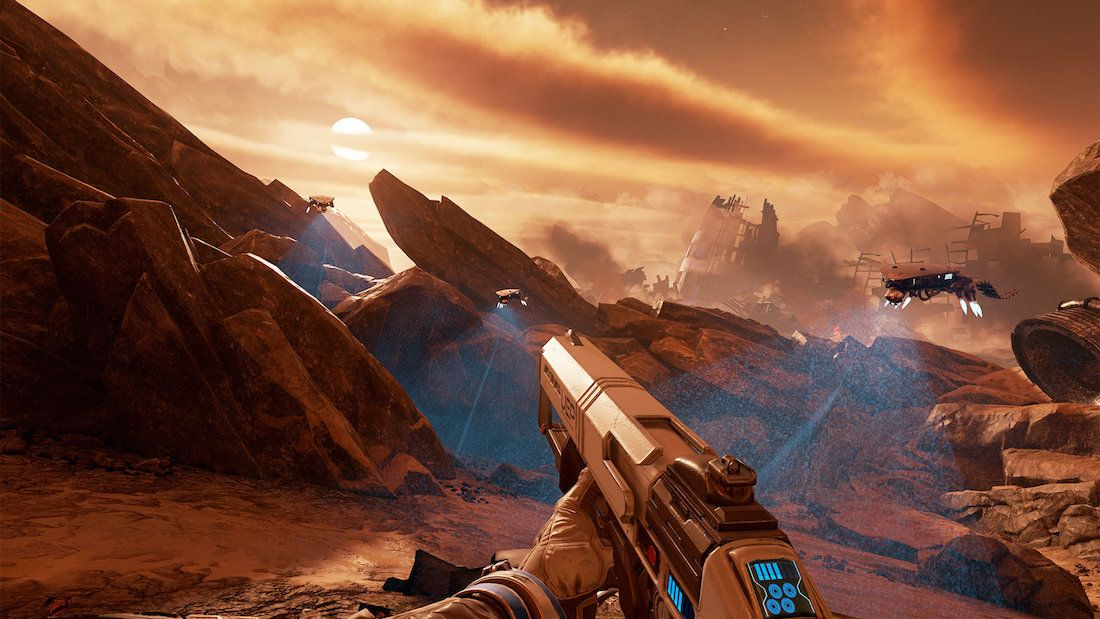 Farpoint, el FPS de Sony ya está disponible en PS4 y PS VR