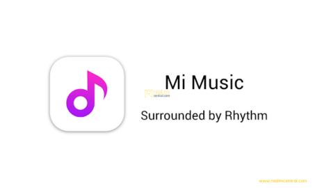 Mi Music Player