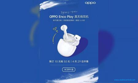 OPPO Enco Play Headset