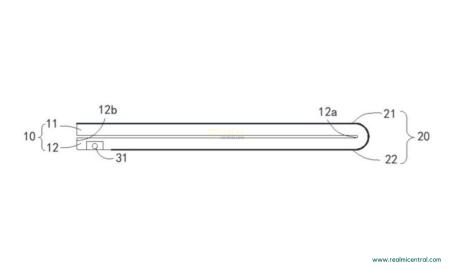Vivo Folding Device Patent