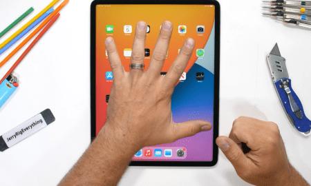 iPad Pro M1 Durability Test