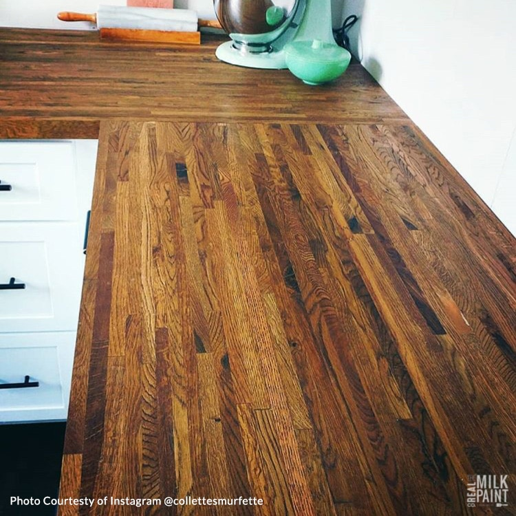 Food Safe Finishes For Wood Countertops