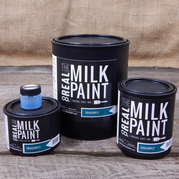 Dragonfly Milk Paint Color Order Real