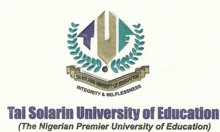 Tai Solarin College of Education (TASCE) Admission List for 2019/2020 Academic Session