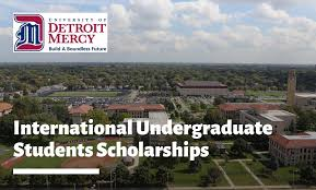 International Students Scholarships At University of Detroit Mercy, USA 2020
