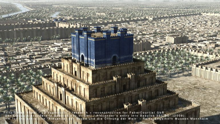 Gorgeous_3D_animation_Babylon_ancient_Mesopotamia_3