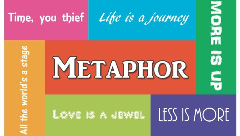 Metaphors Have Been There In English For Over 1,300-Years