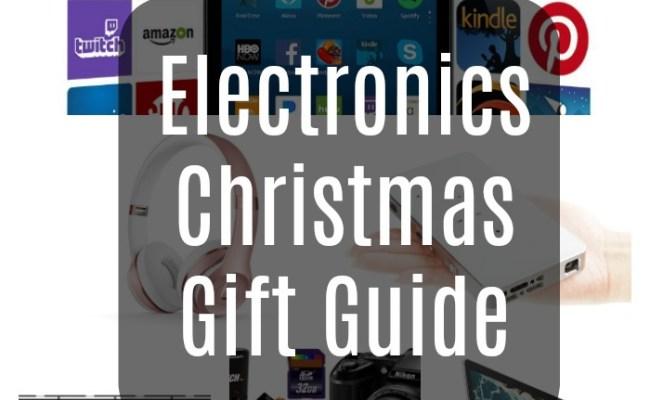 Electronics Christmas Gift Guide Real Mom Life
