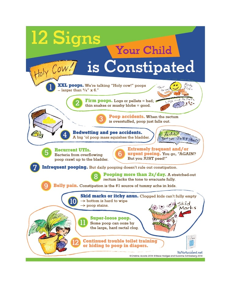 12 signs your child