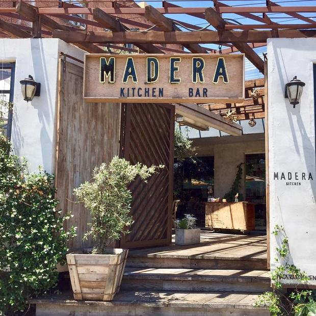 Sunday Brunch at Madera Kitchen in Hollywood  Real Mom of SFV