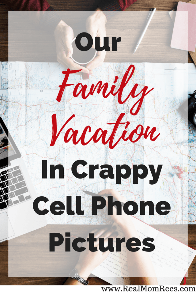 Real Mom Recs family vacation