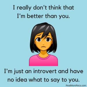 parenting for introverts
