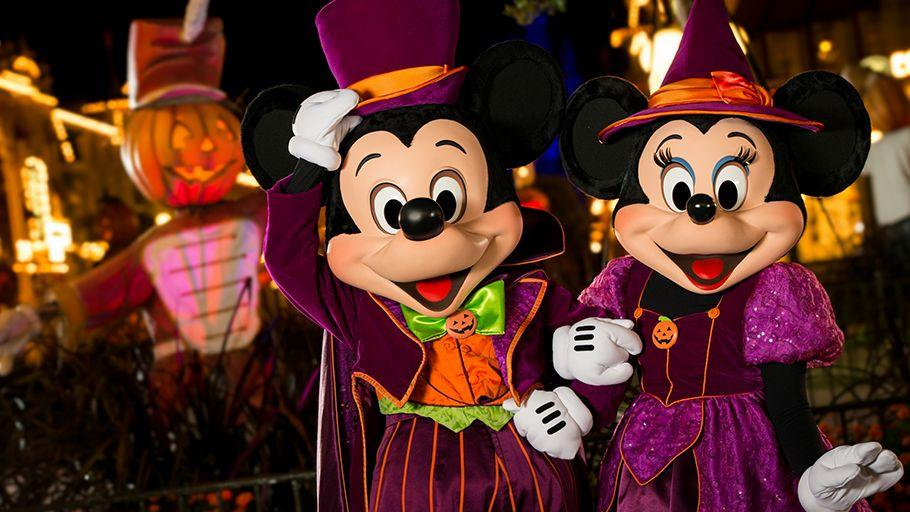 Our Review of Mickey's Not So Scary Halloween Party