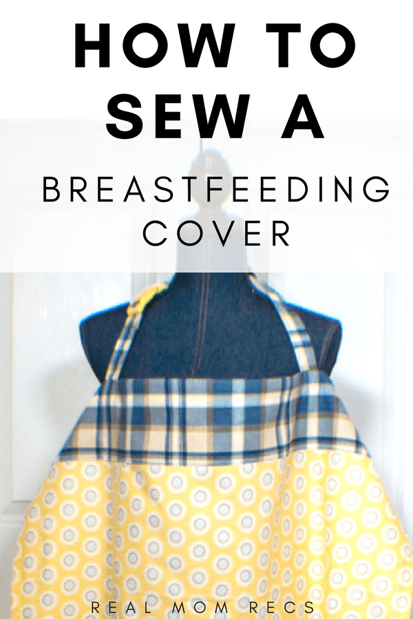 How To Sew A Breastfeeding Cover