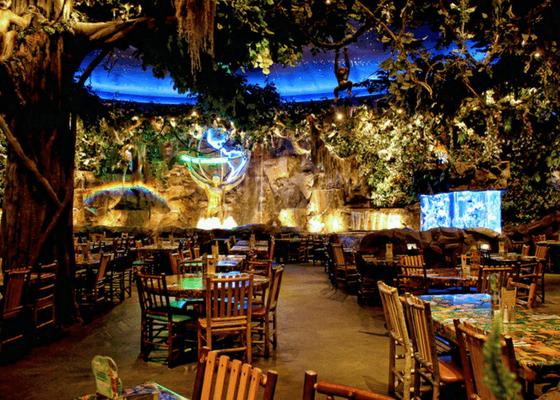 best Disney world restaurants for kids