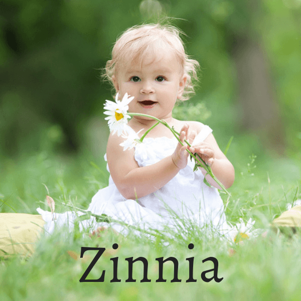 Nature names for girls