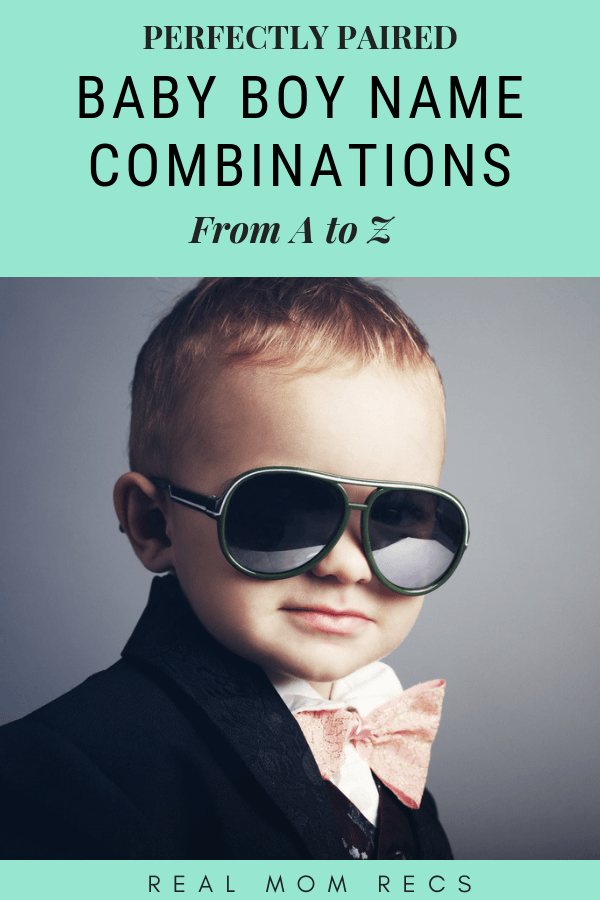 Baby boy name combinations