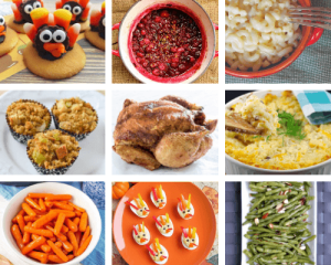 Best Thanksgiving Recipes For Kids