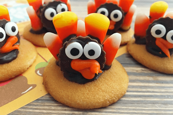 Thanksgiving recipes for kids