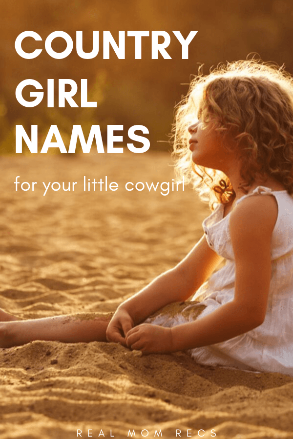Country Girl Names