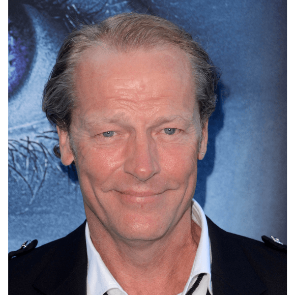 Ser Jorah Mormont (played by Iain Glen)