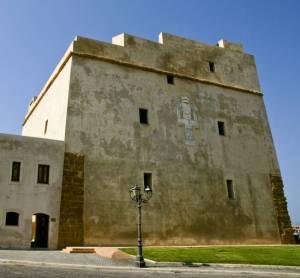 La Torre di Carlo V a Porto Empedocle (AG)