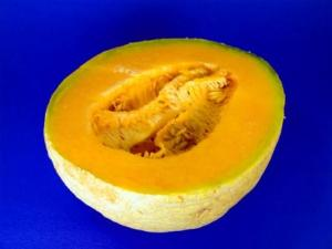 Cantaloupes and listeria