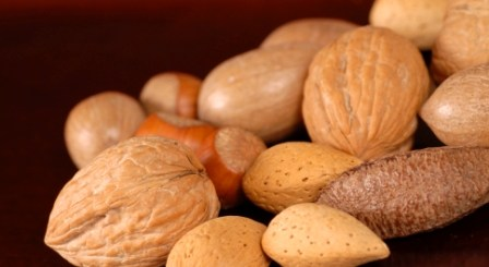 Heart-healthy Tree nuts