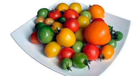 colored foods beauty
