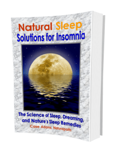 natural solutions for insomnia