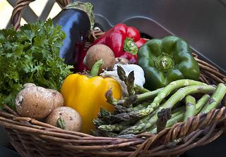 food color heart disease